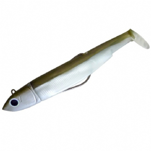 Fiiish Black Minnow 140 Off Shore Combo Kit - 40g Kaki